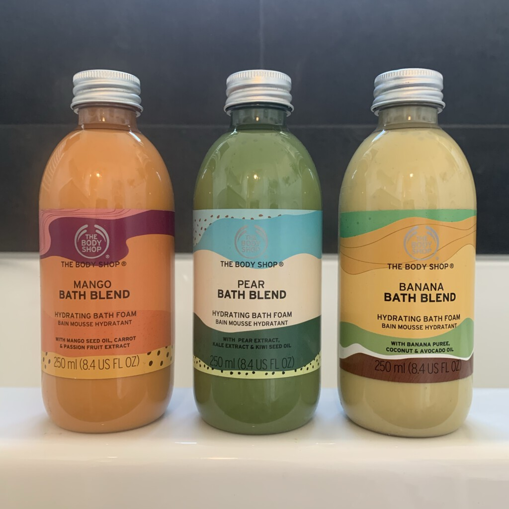 The Body Shop Bath Blends