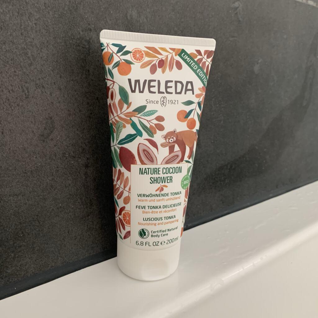 Weleda Nature Cocoon Shower crème