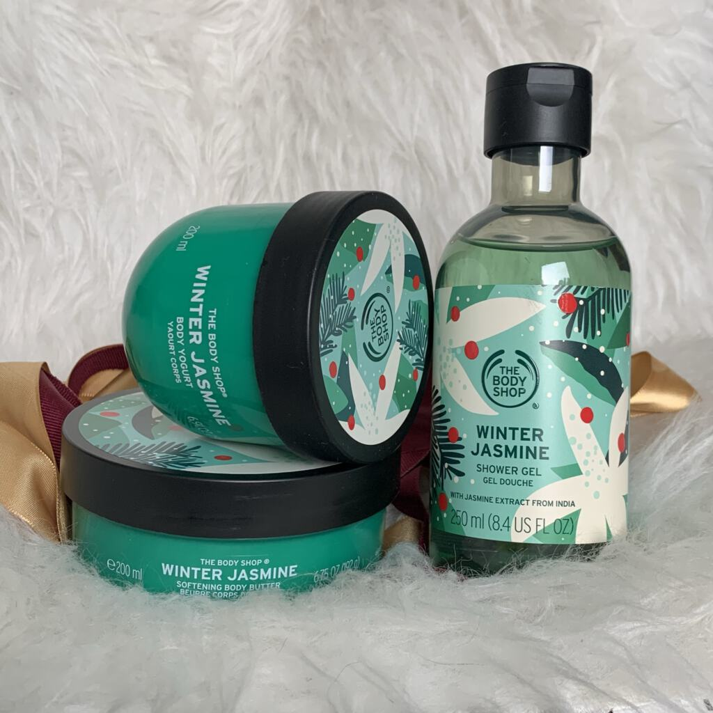 The Body Shop Festive Special Edition