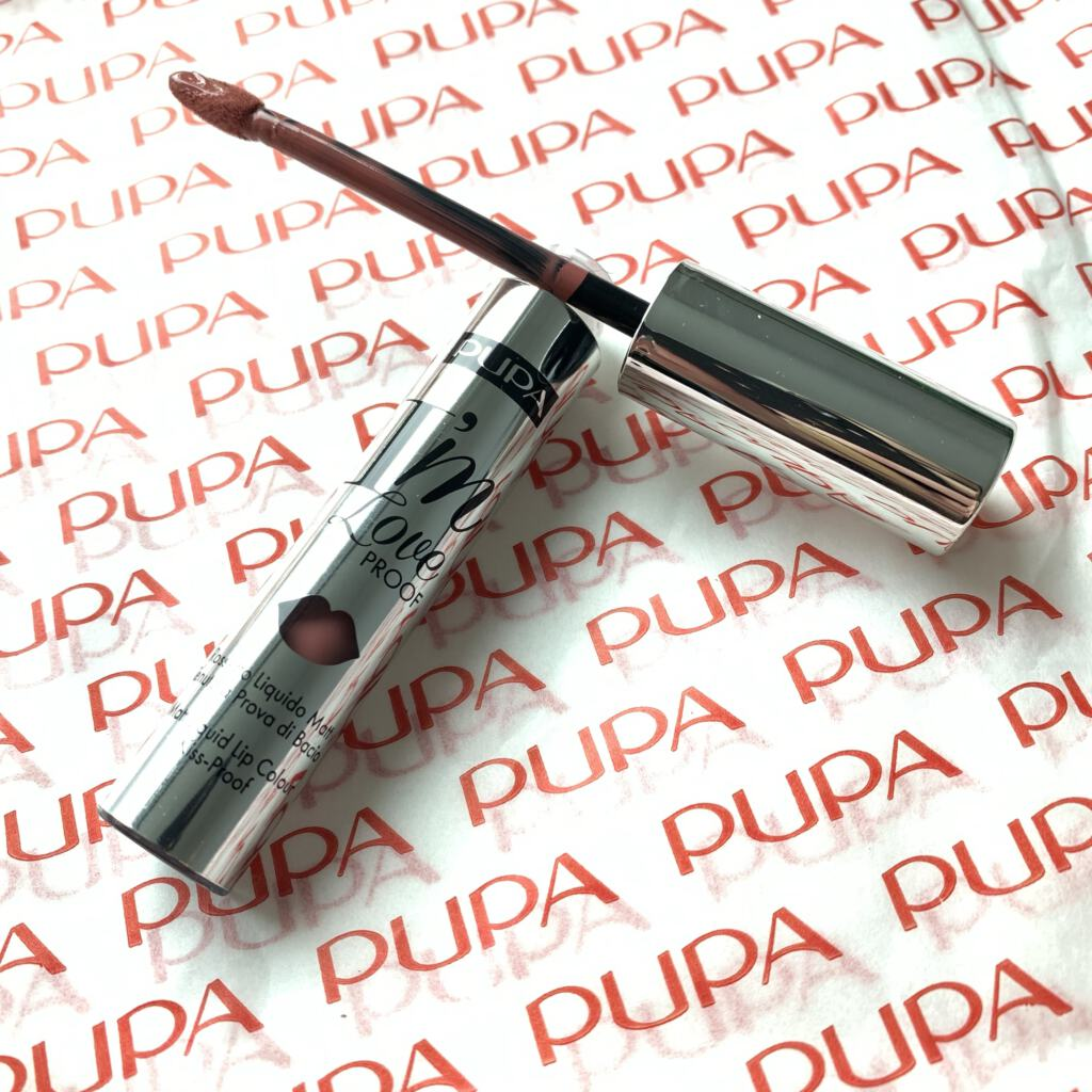 Pupa Matte Liquid Lip Colour
