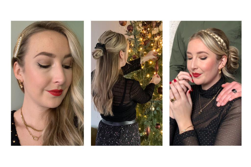 Kapsels voor kerst