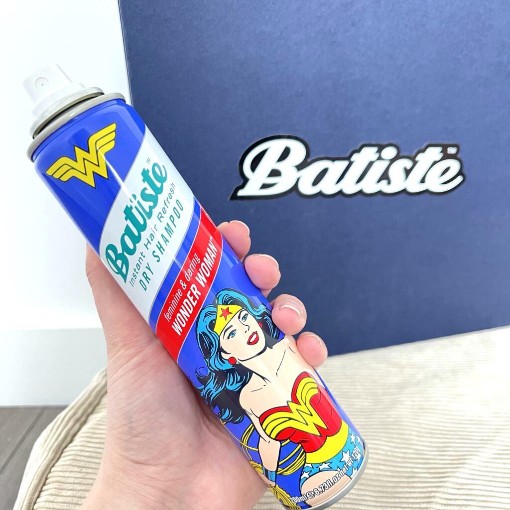 Batiste Wonder Woman Droogshampoo