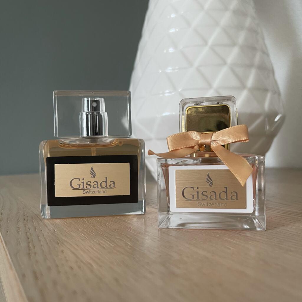 Gisada parfums Uomo & Donna