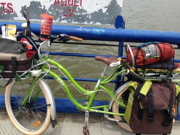 Camping gear is no match for the cargo capacity