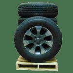 2019 Jeep Wrangler Sahara Polished Charcoal 18 inch a
