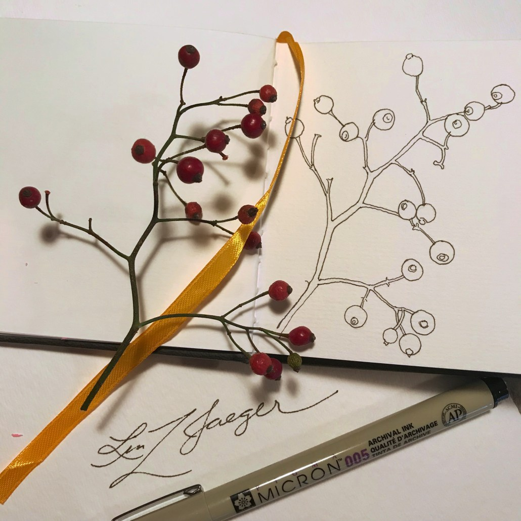 Field Sketches – Lindsey Jaeger