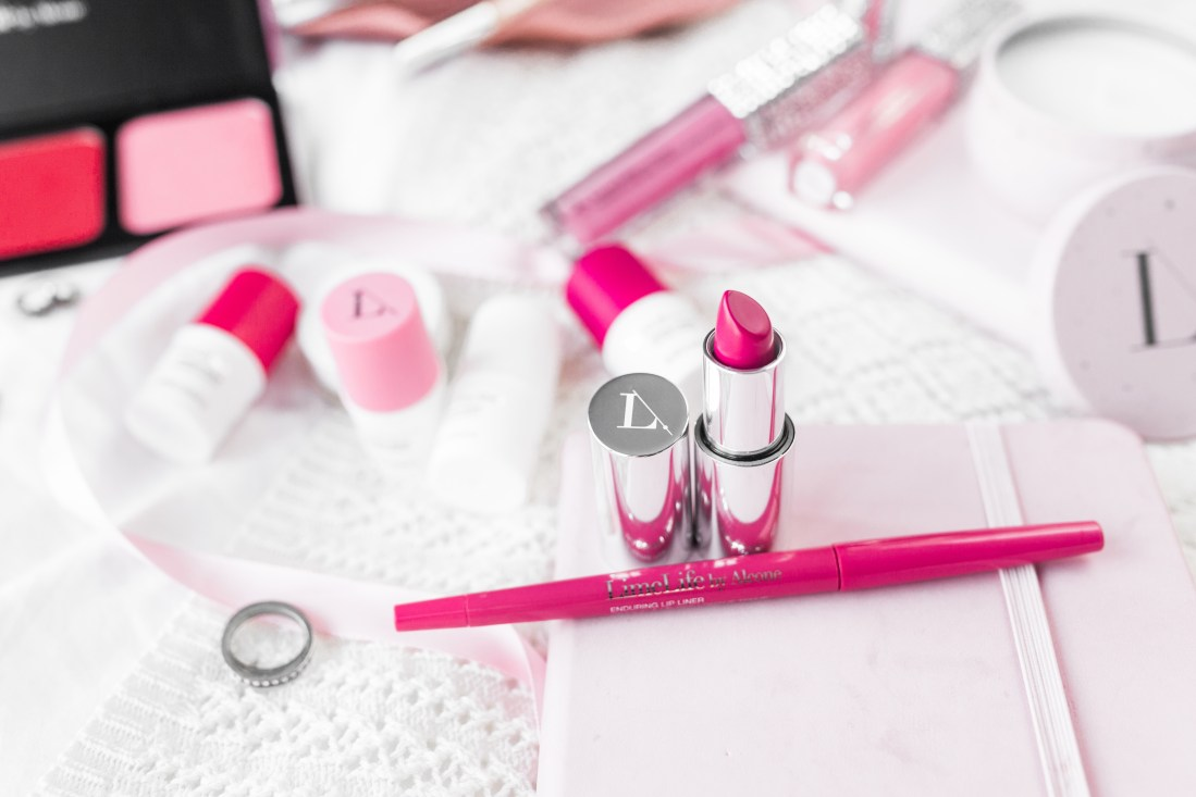 LimeLife lip color products