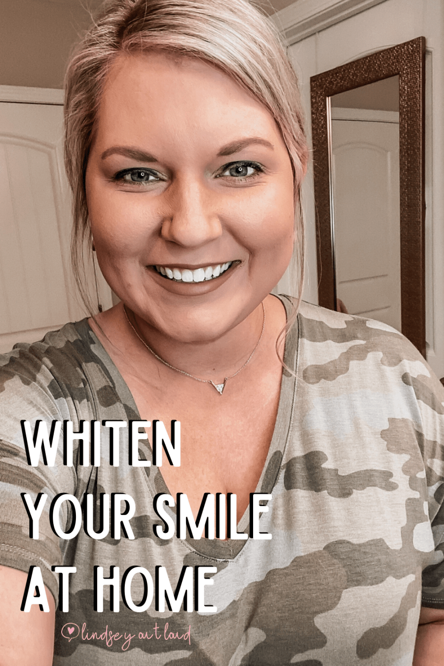 My New At Home Teeth Whitening Routine (That's Easy, Effective + Affordable)