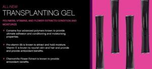 3d fiber lashes transplanting gel