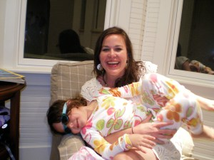 At My Happiest With My Niece, Anne Shelton Porterfield