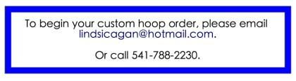 custom hula hoops bend oregon