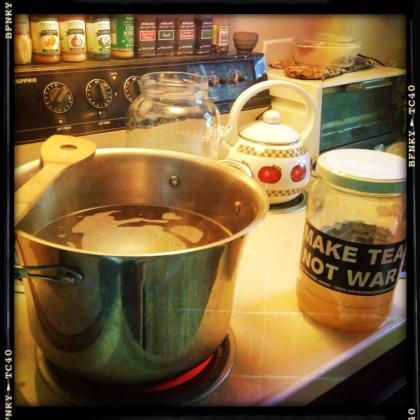 how to make kombucha quick easy cheap inexpensive homemade gluten free recipe