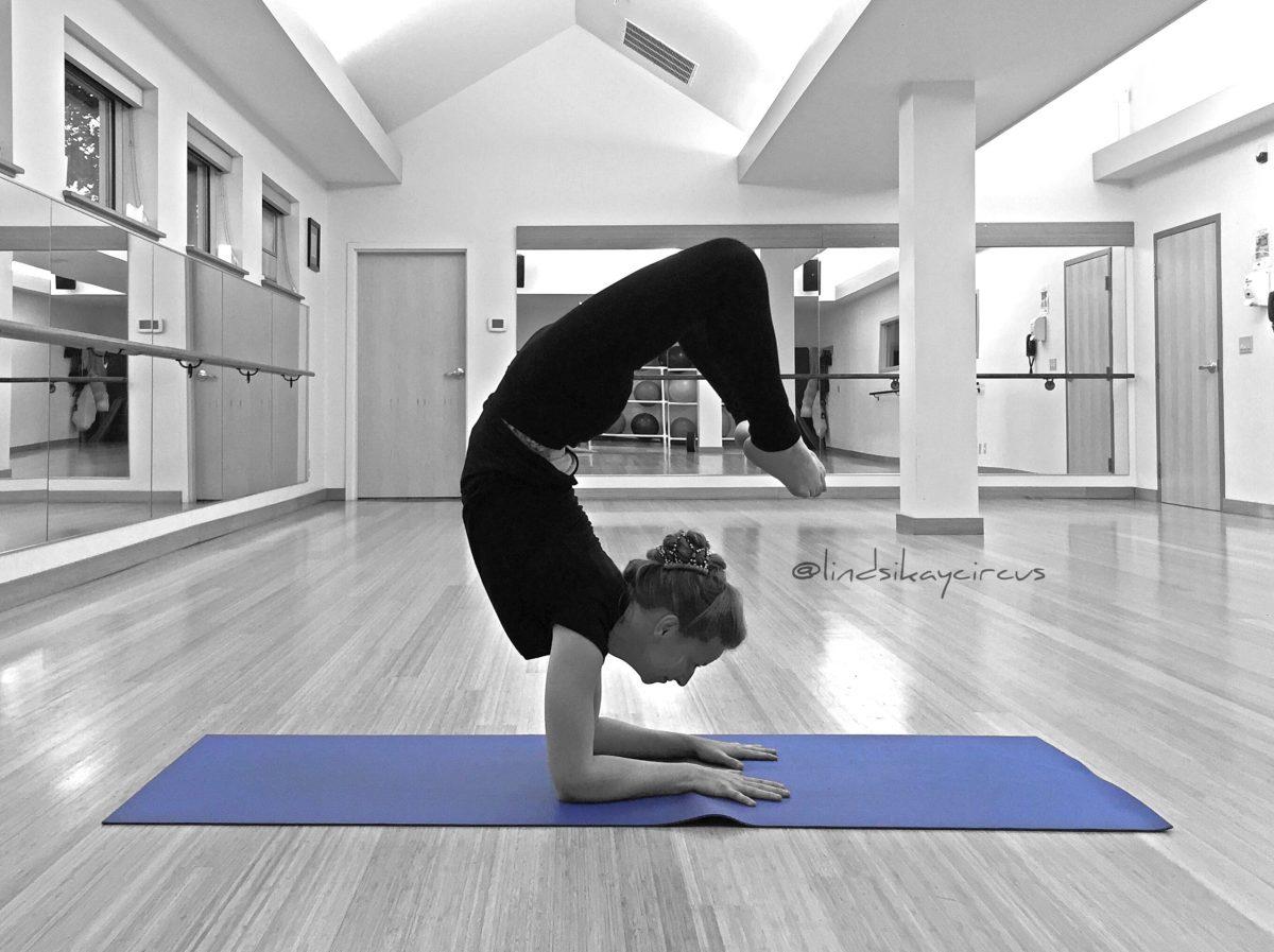 My yoga mat lindsi kay