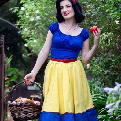 snow white melanie