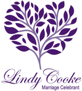 Lindy Cooke Marriage Celebrant Logo 2018
