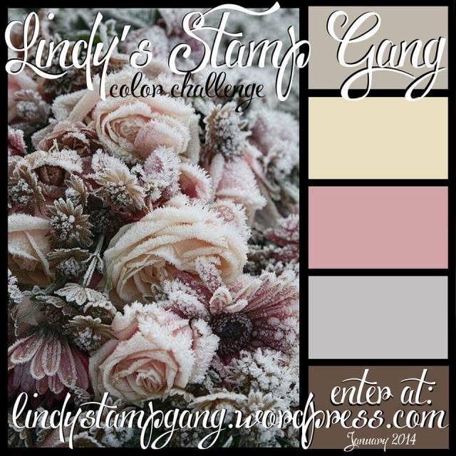 January Color Challenge