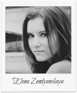 Elena ZemlyanskayaBLOG PIC