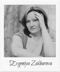 Evgeniya ZakharovaBLOGPIC