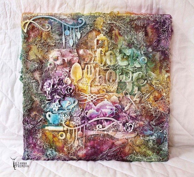 Yuliana Efrenova Lindy's Project