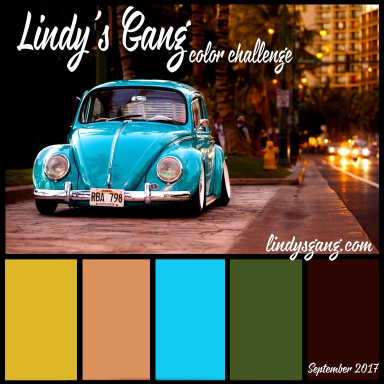 Lindy's September Challenge