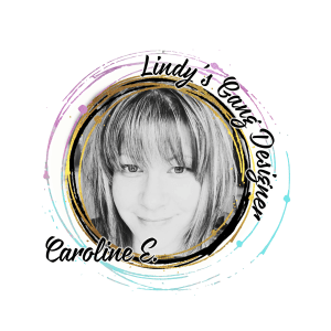 Caroline - Lindys Blog badge 2018