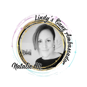 Natalie - Lindys Blog badge 2018