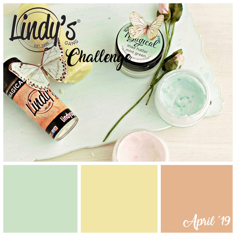 Lindy's Awesome April Challenge