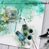 Easy Layout for Beginners using Lindy's Magical Shakers