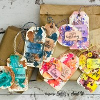 Easy Gifts Tags for Beginners with Anat