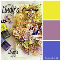 Lindy's bright fall Challenge announced!