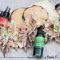 DIY Autumn Leaves with Lindy's