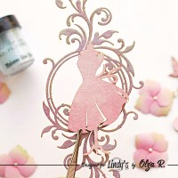 Three Easy Ways to Alter Your Chipboard with Lindy's and Olga Ravenskaya
