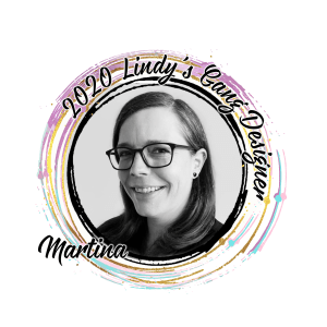 Lindys badge 2020 Martina 2