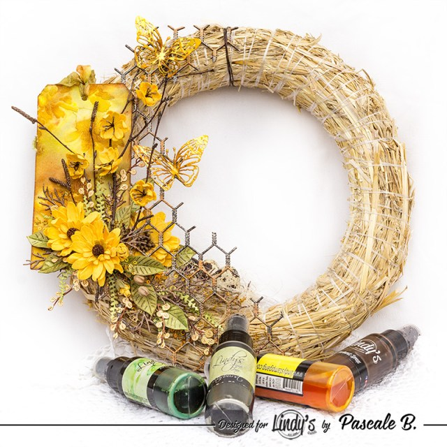Easter Wreath by Pascale B.