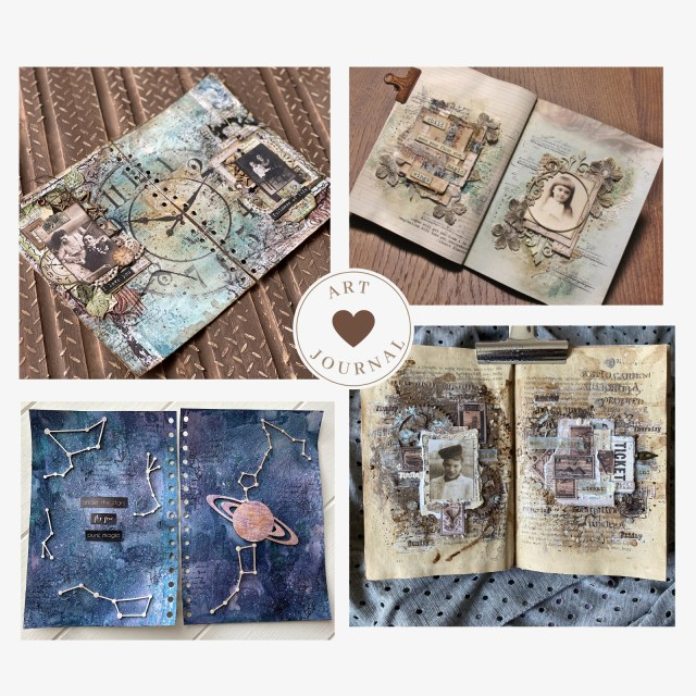 Art journal Marietta