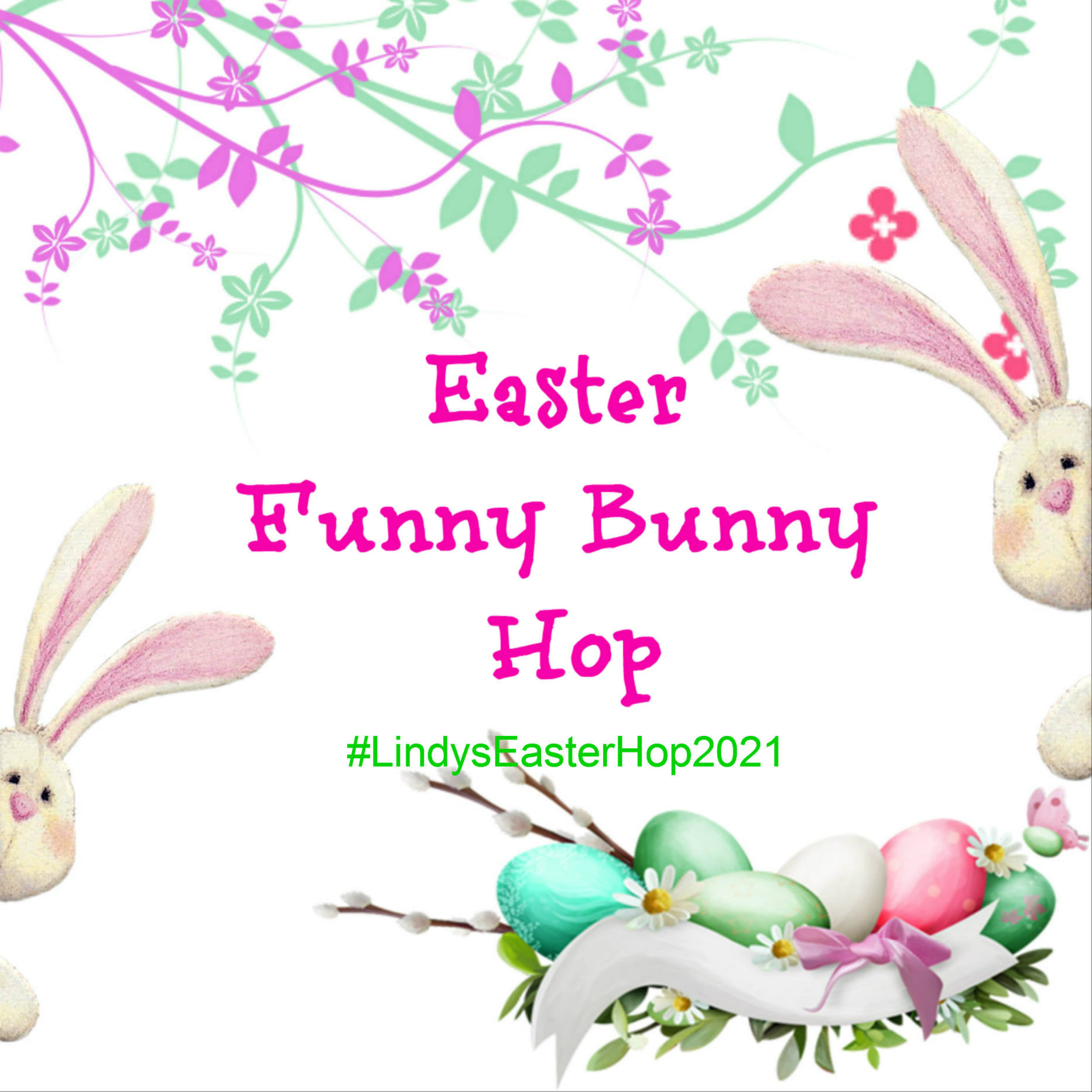 Are you ready for the Lindy's Easter Bunny Hop?