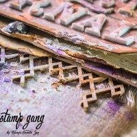 Art Journal Cover by Tanya Sonata Joy