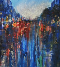 Wet Streets SOLD