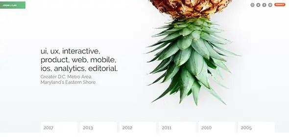 Jordan Flaig Creative Website Portfolio