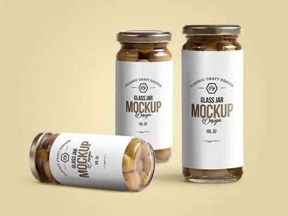 20 Realistic Free Food Packaging Mockups