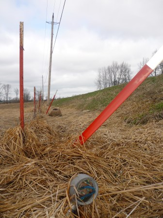"""""""New"""" Pipeline Markers Failing"""