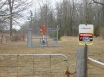 Valve 32 near Brockville, ON