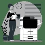 Reúne la Documentación y Enviala por correo electrónico.