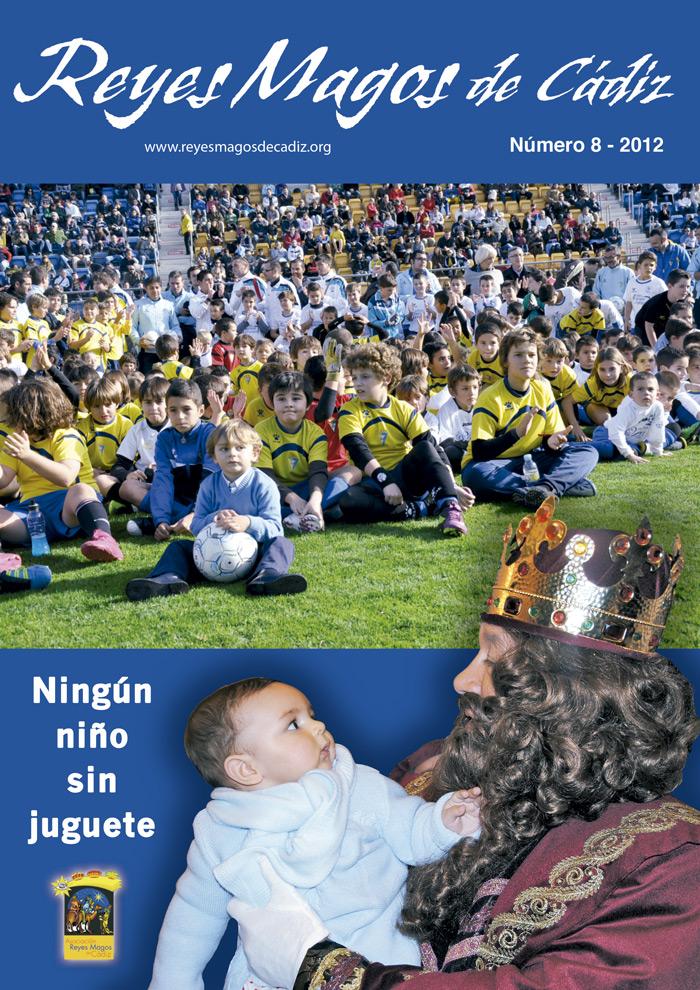 Revistas Magos Los Portadas De La Cádiz Reyes 5ARjq34L
