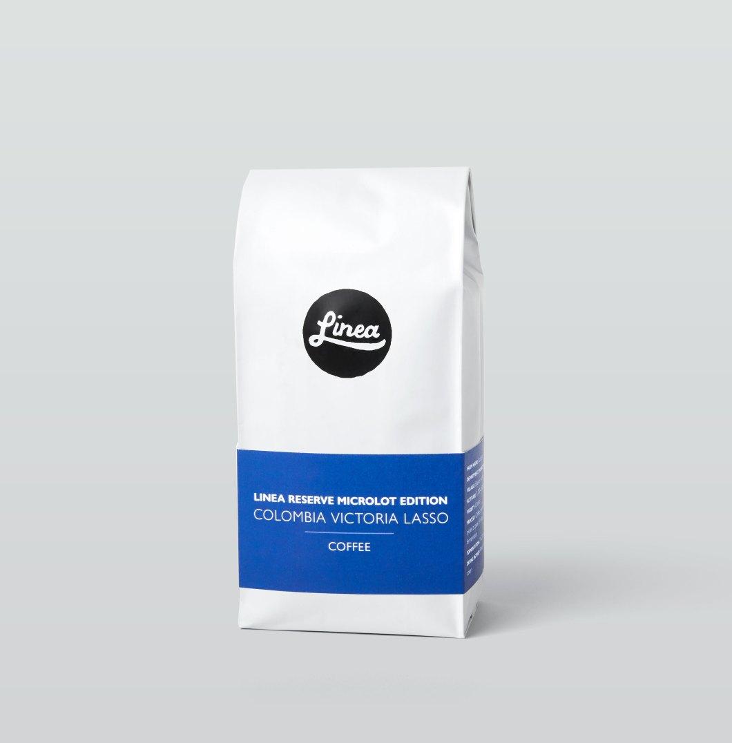 Linea Caffe Colombia Victoria Lasso Coffee