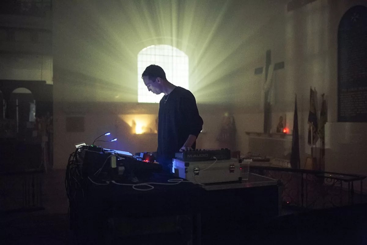 Tim Hecker, the shape of sound