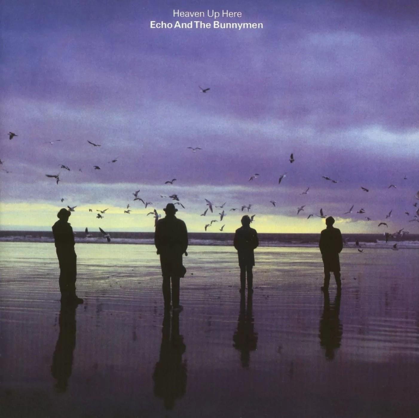Ian McCulloch, gli Echo And The Bunnymen e la copertina di Heaven Up Here