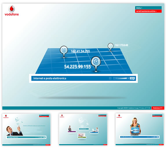 Cocciu: Vodafone, website.