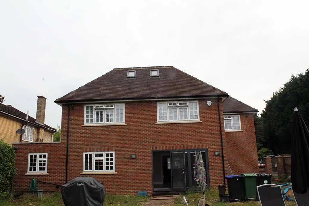 Buckinghamshire building contractors