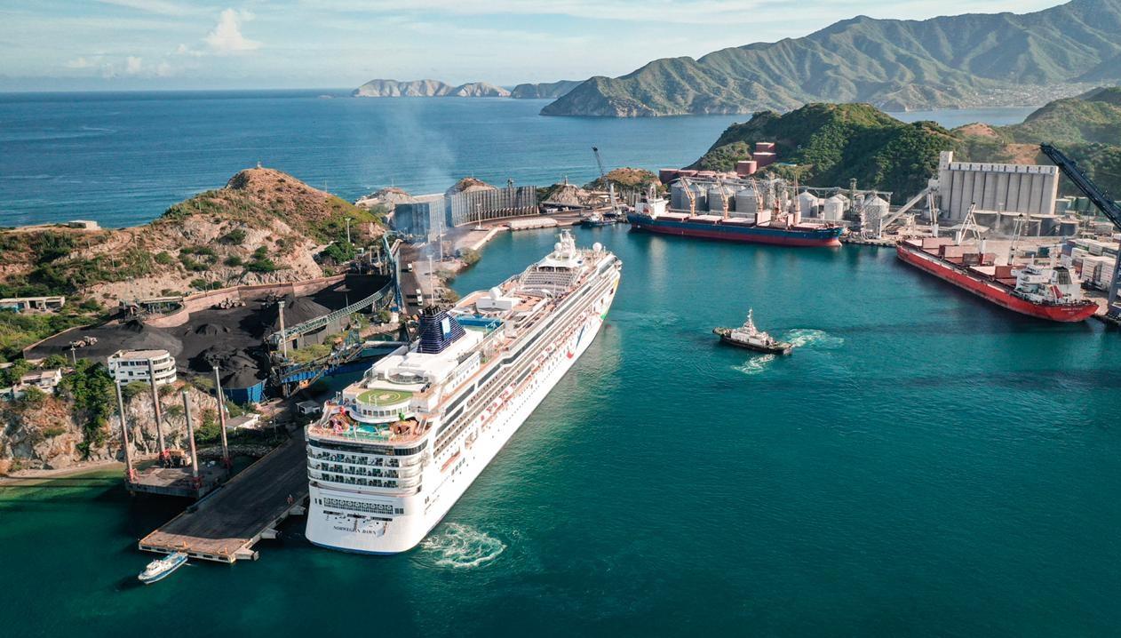 cruceros puerto santa marta viajes linearcol
